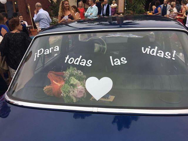 La boda de Natalia y Omayra en Arucas, Las Palmas 11