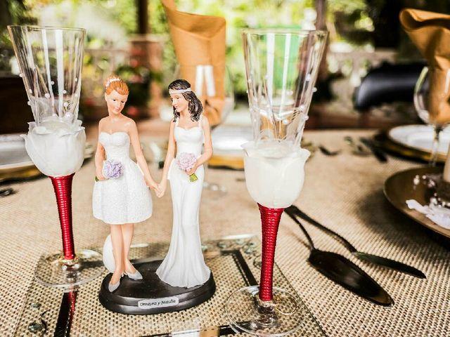 La boda de Natalia y Omayra en Arucas, Las Palmas 1