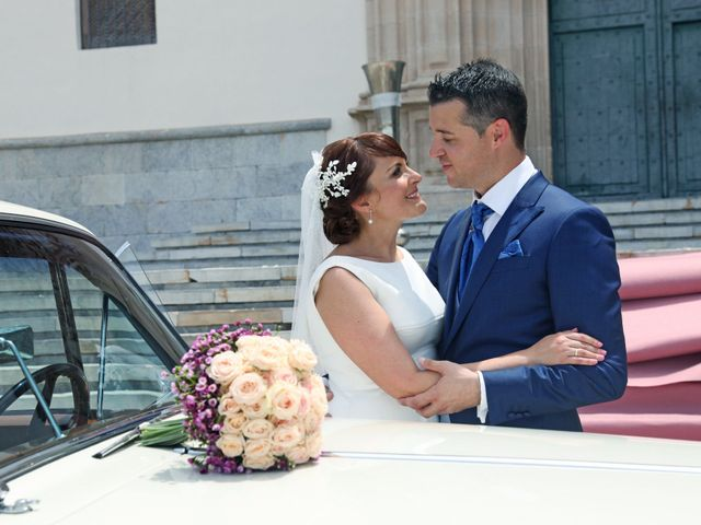 La boda de Javier y Julia en Molina De Segura, Murcia 2