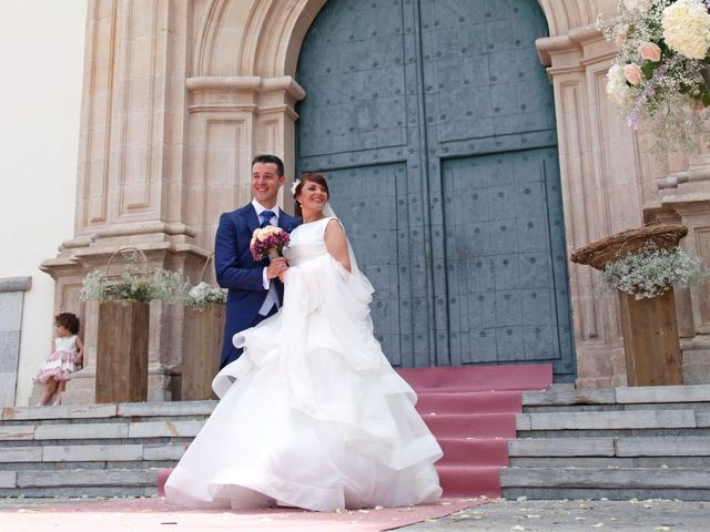 La boda de Javier y Julia en Molina De Segura, Murcia 3