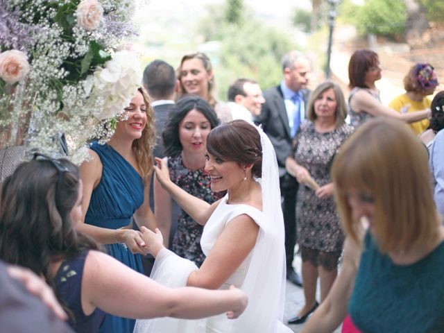 La boda de Javier y Julia en Molina De Segura, Murcia 7