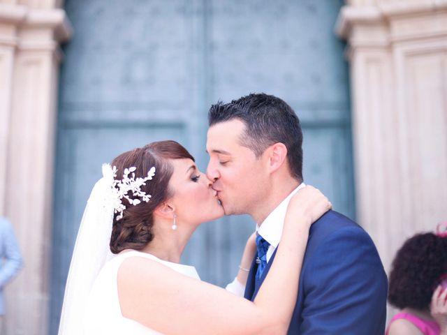 La boda de Javier y Julia en Molina De Segura, Murcia 10