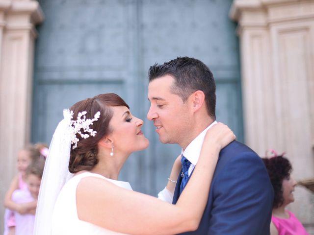 La boda de Javier y Julia en Molina De Segura, Murcia 11