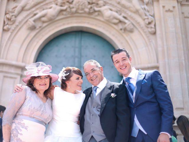 La boda de Javier y Julia en Molina De Segura, Murcia 12