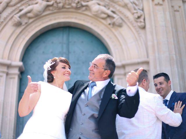 La boda de Javier y Julia en Molina De Segura, Murcia 14