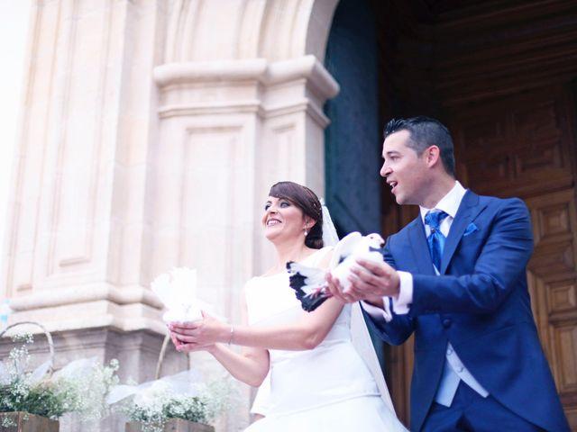La boda de Javier y Julia en Molina De Segura, Murcia 20