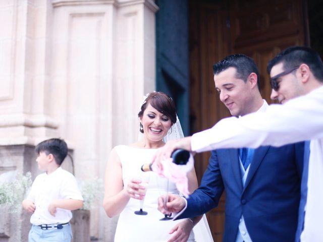 La boda de Javier y Julia en Molina De Segura, Murcia 21