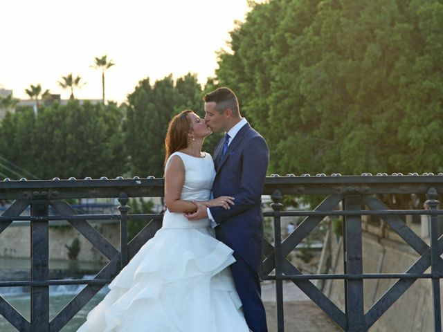 La boda de Javier y Julia en Molina De Segura, Murcia 22