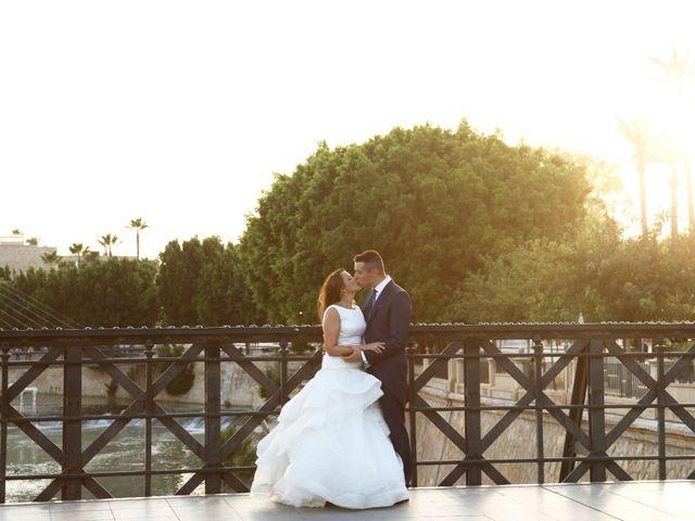 La boda de Javier y Julia en Molina De Segura, Murcia 23