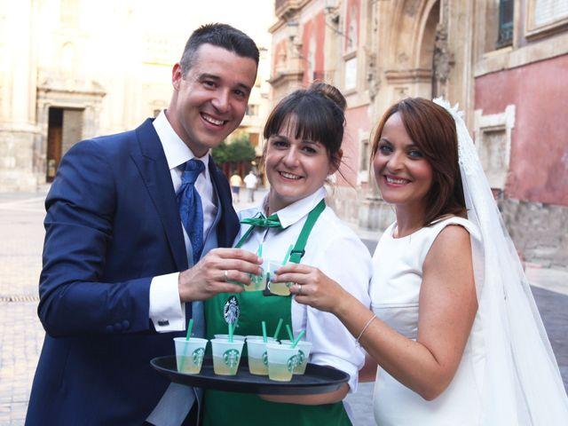 La boda de Javier y Julia en Molina De Segura, Murcia 26