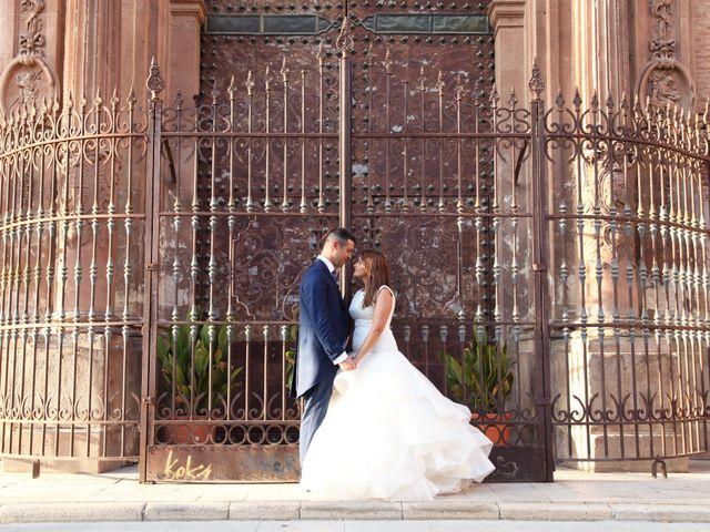 La boda de Javier y Julia en Molina De Segura, Murcia 28