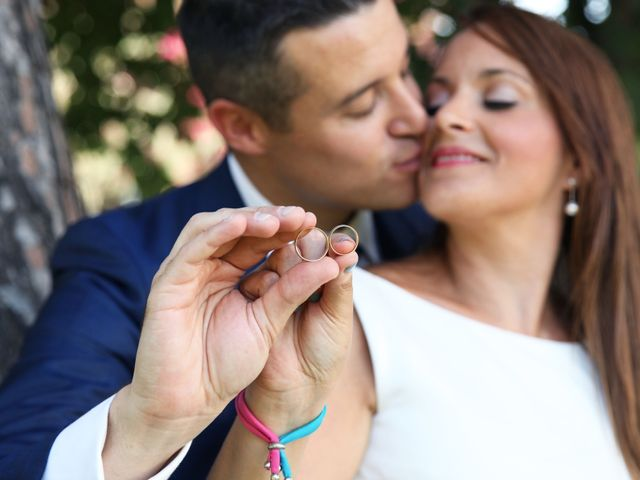 La boda de Javier y Julia en Molina De Segura, Murcia 29