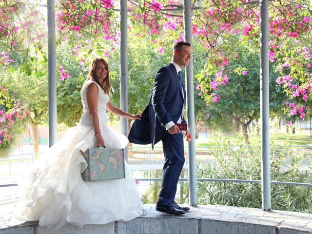 La boda de Javier y Julia en Molina De Segura, Murcia 30