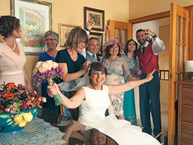 La boda de Javier y Julia en Molina De Segura, Murcia 13