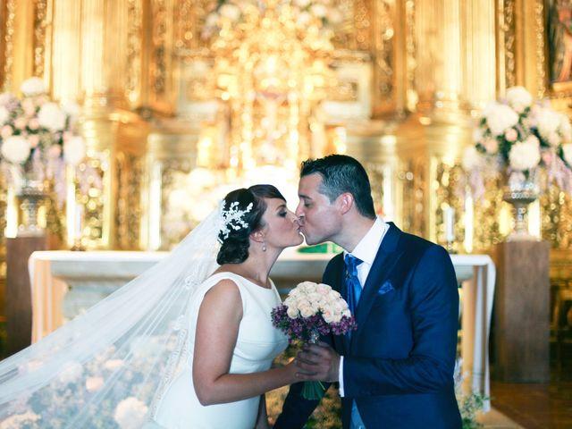La boda de Javier y Julia en Molina De Segura, Murcia 38