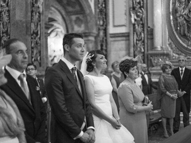 La boda de Javier y Julia en Molina De Segura, Murcia 39