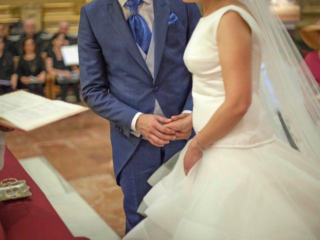 La boda de Javier y Julia en Molina De Segura, Murcia 41