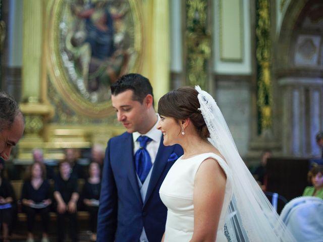 La boda de Javier y Julia en Molina De Segura, Murcia 42