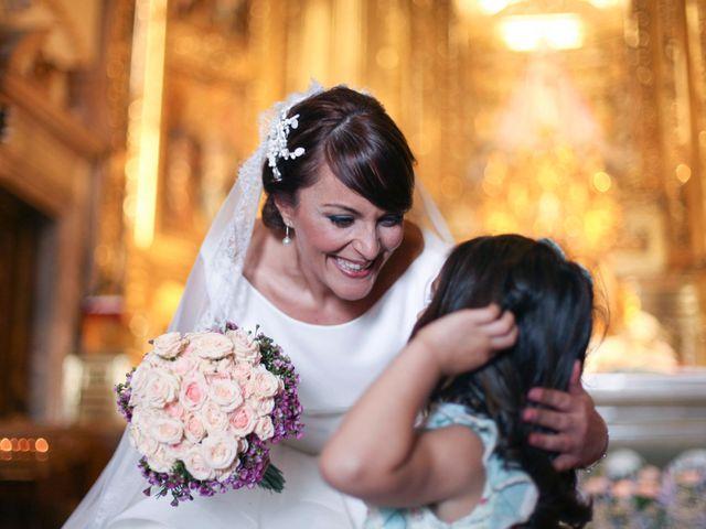 La boda de Javier y Julia en Molina De Segura, Murcia 43