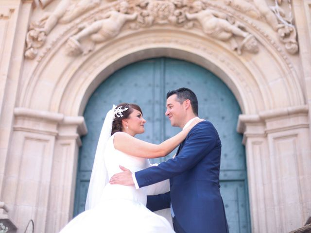 La boda de Javier y Julia en Molina De Segura, Murcia 45