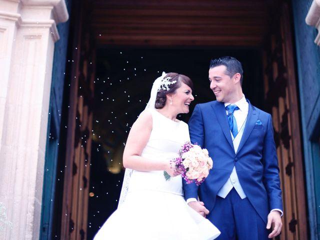 La boda de Javier y Julia en Molina De Segura, Murcia 47