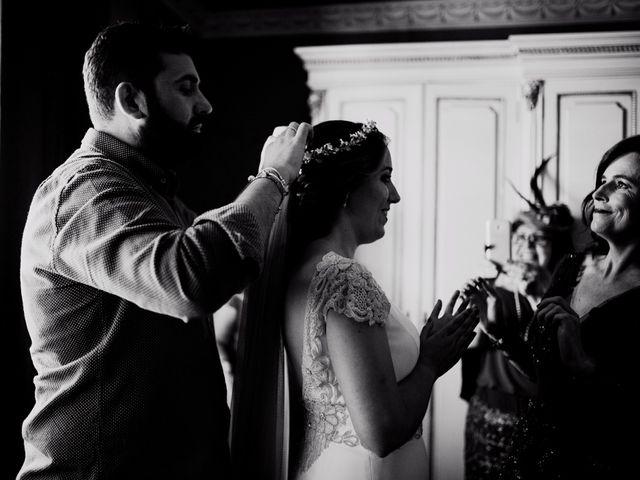 La boda de Ángel y Elena en Granada, Granada 18
