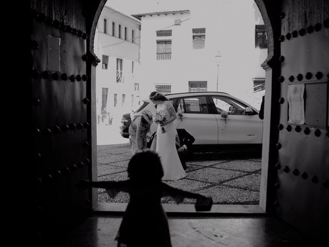 La boda de Ángel y Elena en Granada, Granada 24