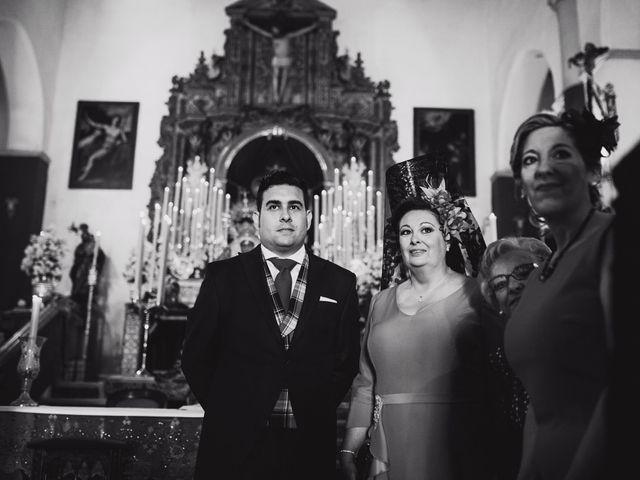 La boda de Ángel y Elena en Granada, Granada 25