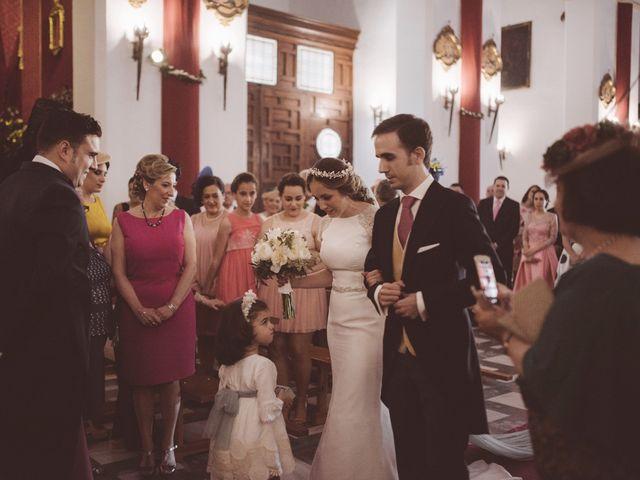 La boda de Ángel y Elena en Granada, Granada 26