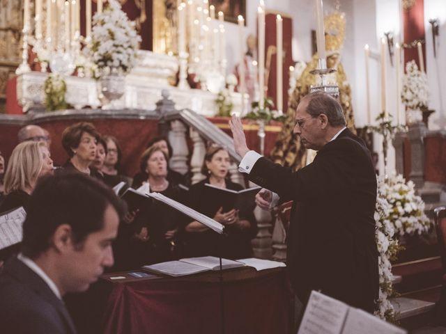 La boda de Ángel y Elena en Granada, Granada 27