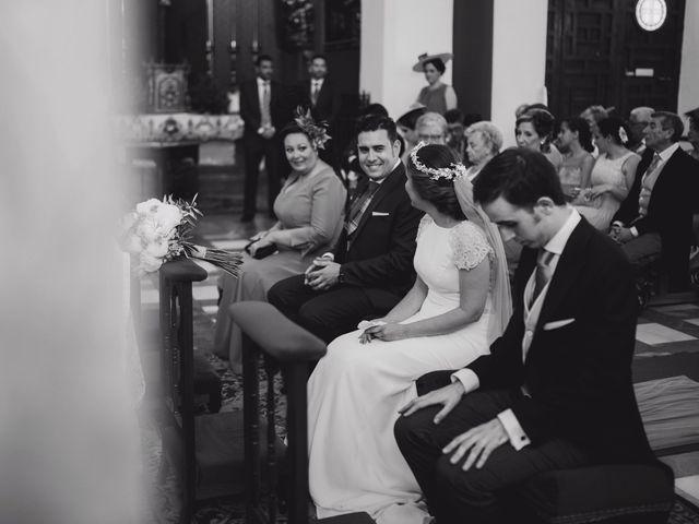 La boda de Ángel y Elena en Granada, Granada 28