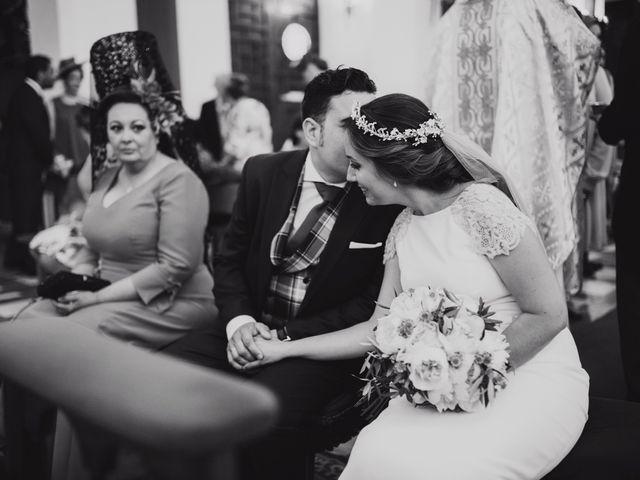 La boda de Ángel y Elena en Granada, Granada 31