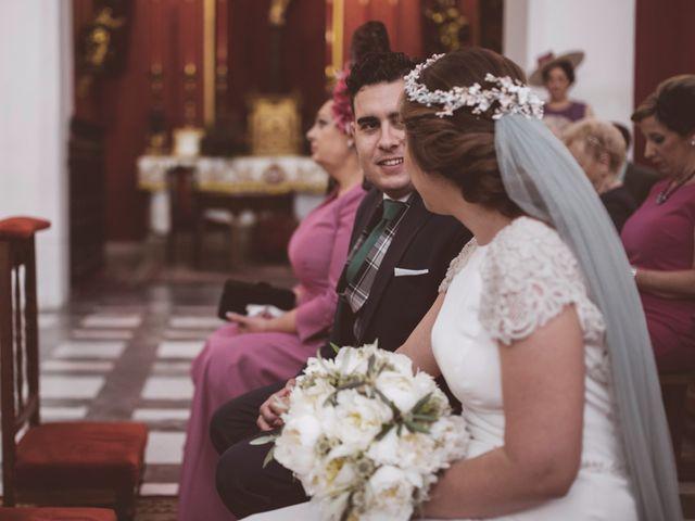 La boda de Ángel y Elena en Granada, Granada 32
