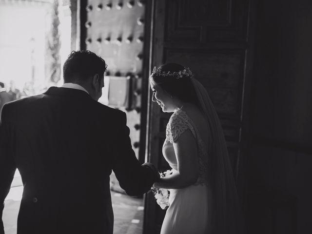 La boda de Ángel y Elena en Granada, Granada 34