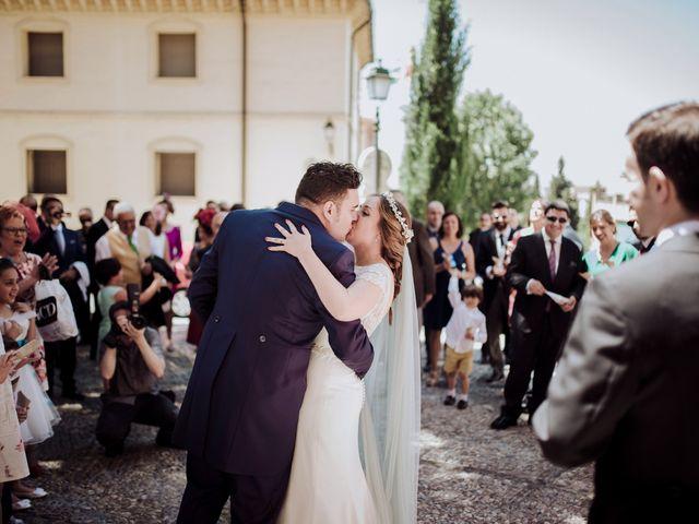 La boda de Ángel y Elena en Granada, Granada 35