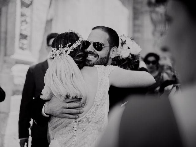 La boda de Ángel y Elena en Granada, Granada 36