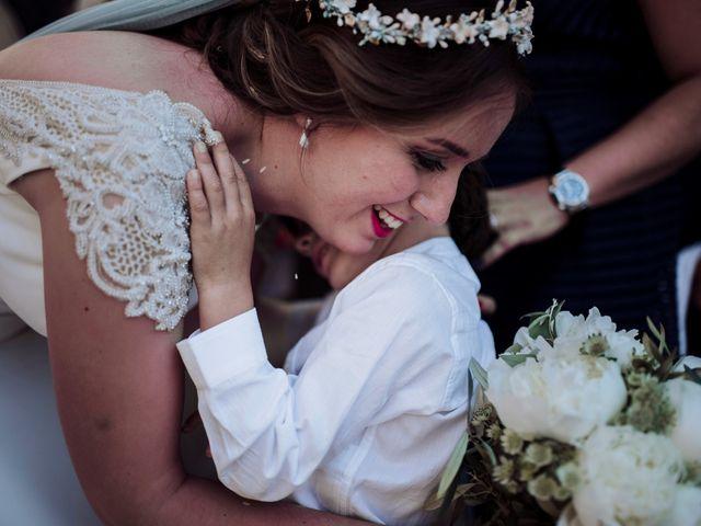 La boda de Ángel y Elena en Granada, Granada 37