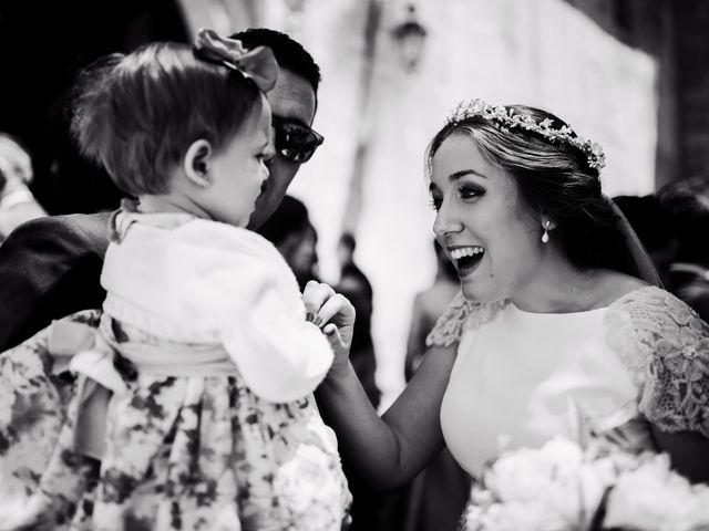 La boda de Ángel y Elena en Granada, Granada 38