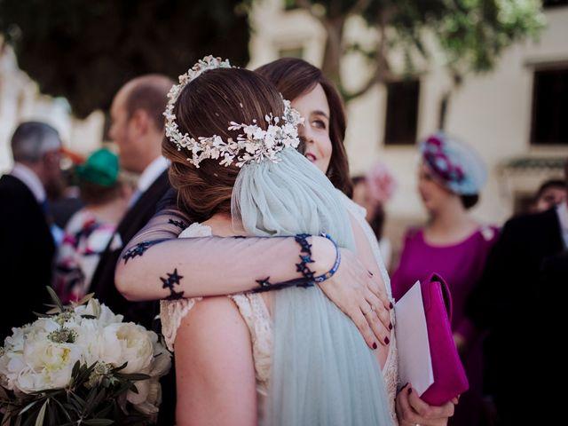 La boda de Ángel y Elena en Granada, Granada 39