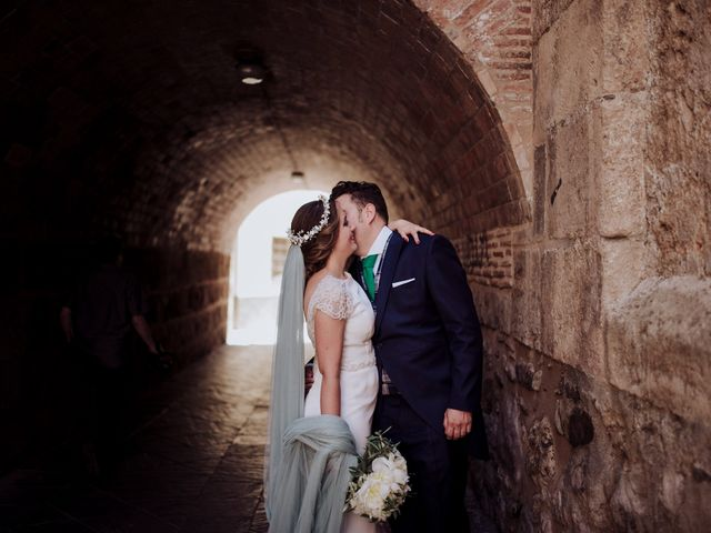 La boda de Ángel y Elena en Granada, Granada 42