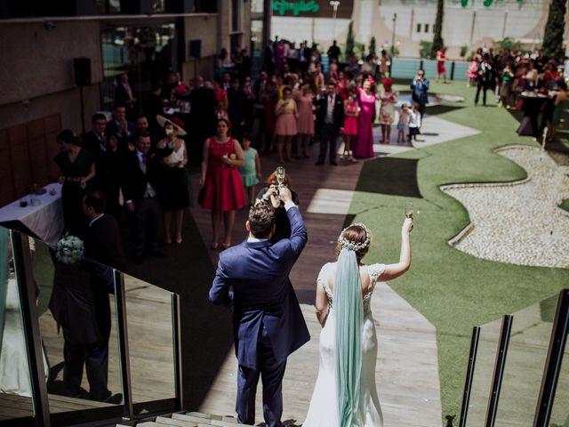 La boda de Ángel y Elena en Granada, Granada 43