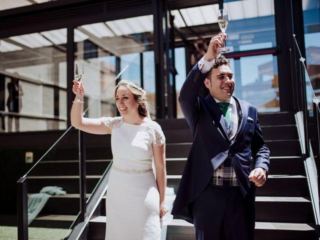 La boda de Ángel y Elena en Granada, Granada 44