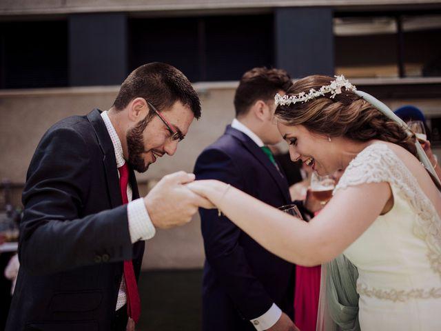 La boda de Ángel y Elena en Granada, Granada 45
