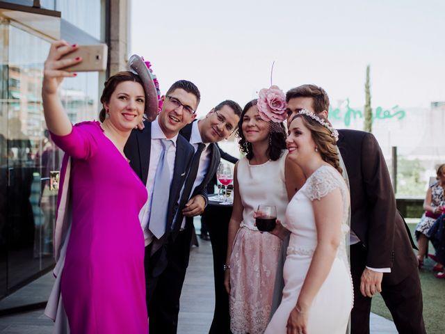 La boda de Ángel y Elena en Granada, Granada 46
