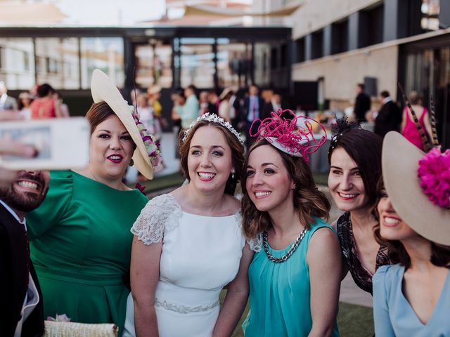 La boda de Ángel y Elena en Granada, Granada 49