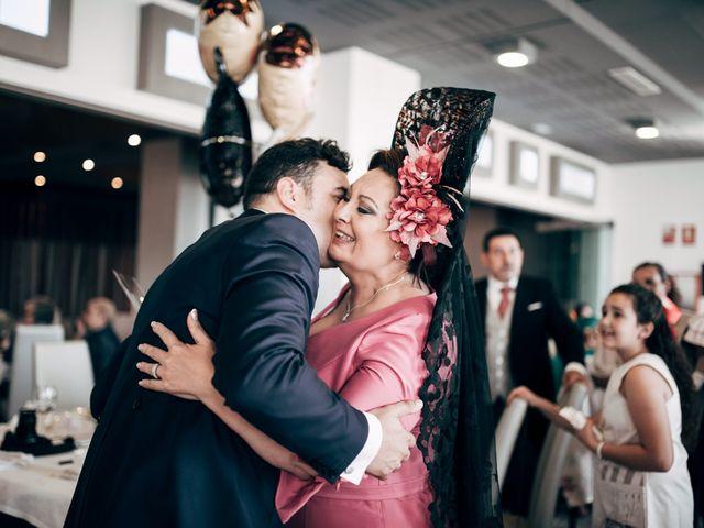 La boda de Ángel y Elena en Granada, Granada 52
