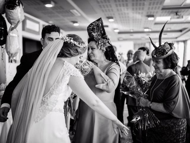 La boda de Ángel y Elena en Granada, Granada 53
