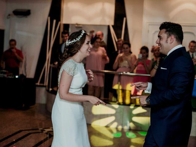 La boda de Ángel y Elena en Granada, Granada 54