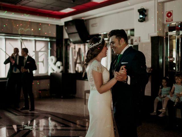 La boda de Ángel y Elena en Granada, Granada 56