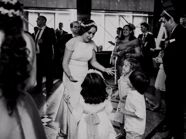 La boda de Ángel y Elena en Granada, Granada 60